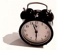 Réveil matin (crédit photo : Evil saltine - source : Wikipédia )
